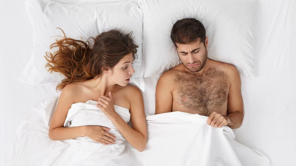Common sex problems in relationships