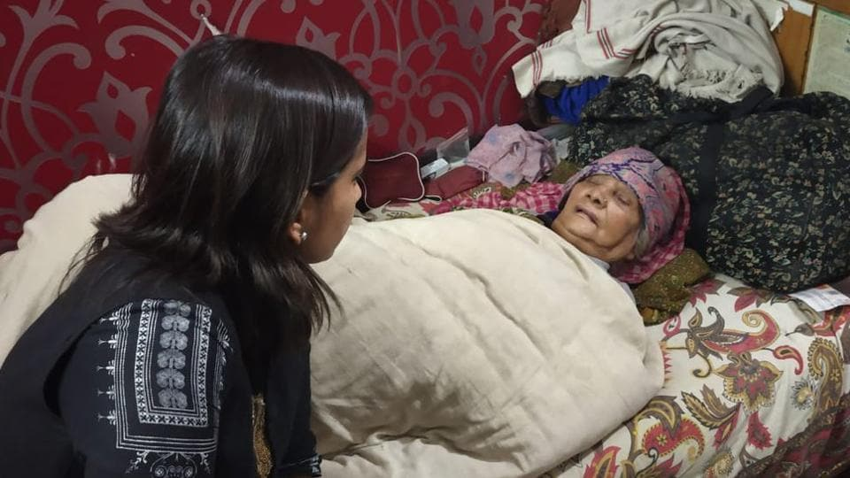 Delhi Commission for Women,DCW,95-year-old woman