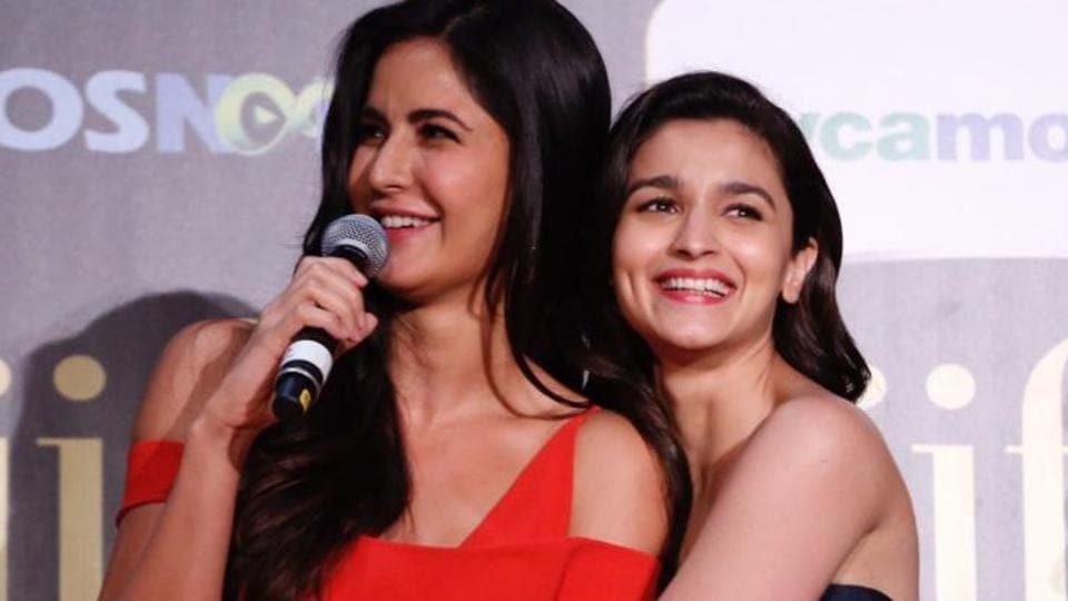 Katrina kaif,Alia Bhatt,Deepika padukone