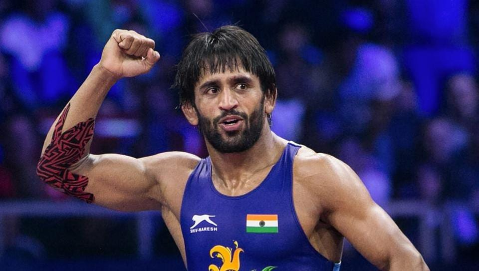 Bajrang Punia,Asian Games,Alejandro Enrique Vlades Tobier
