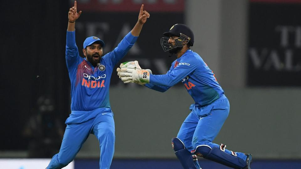 3rd T20I: India edge past West Indies in last ball thriller