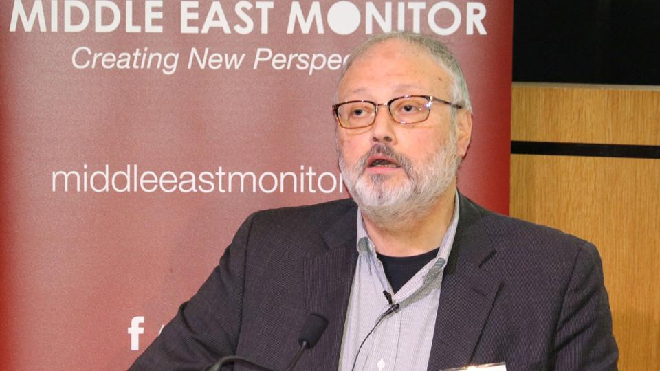 Khashoggi audio makes apparent reference to Saudi Crown Prince, NYT reports