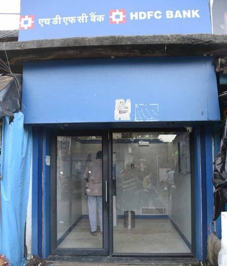 Pune,ATM,caught red-handed