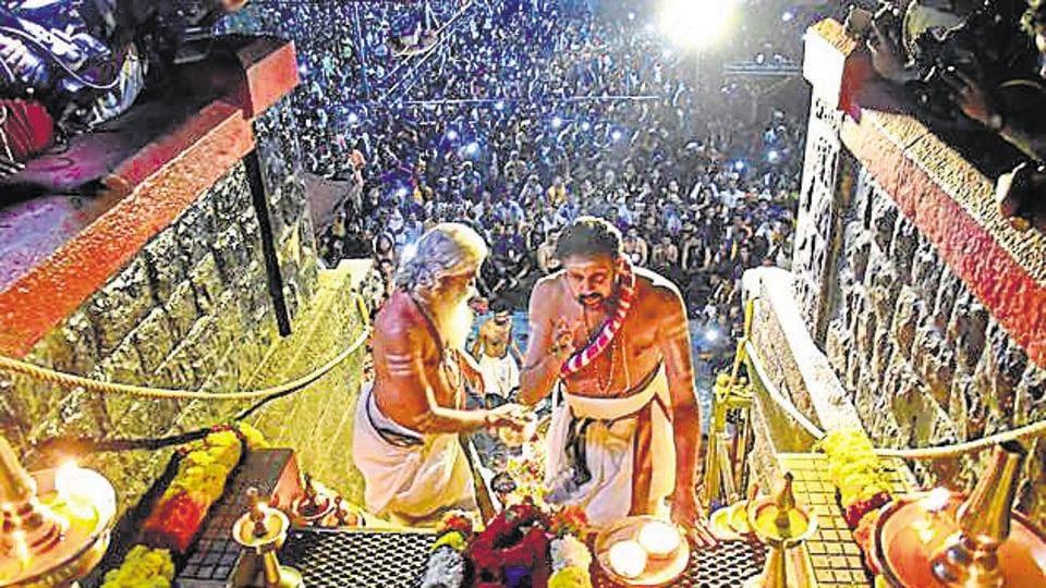 Tantri consultation,Sabarimala,P S Sreedharan Pillai