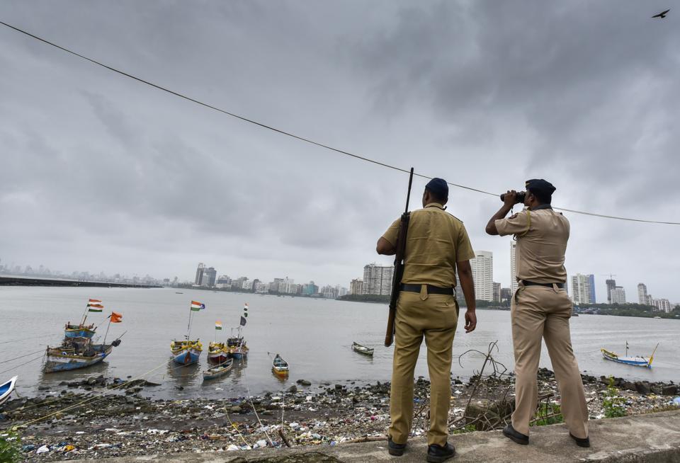 mumbai,coastal police station,26/11
