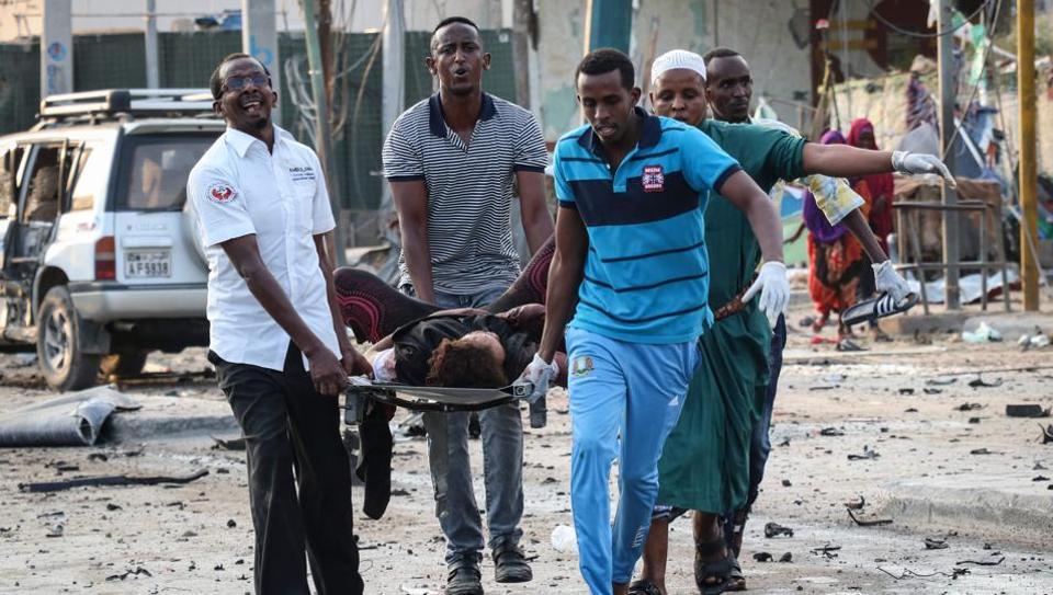 Mogadishu bombings,Mogadishu,Somali capital
