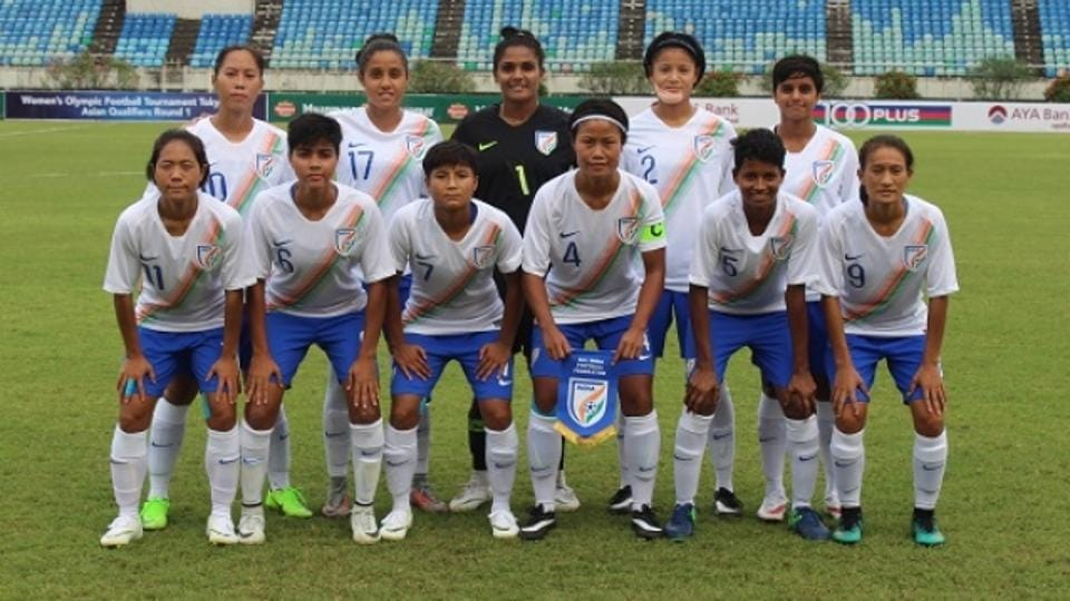 Indian women s football team rout Bangladesh 7-1 in AFC Olympic qualifier c380aedd43