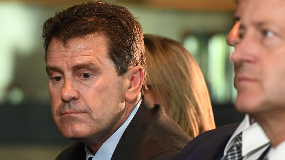 Mark Taylor was one among several high ranking officials who resigned from their posts at Cricket Australia.