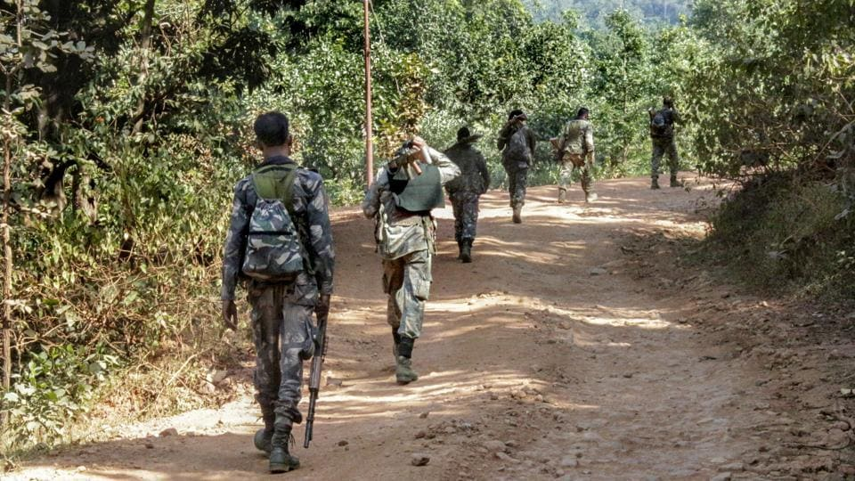 The encounter broke out early in the morning in Kanker's Koyalibeda between Gome and Gattakal villages when a BSF team from Udanpur camp was on area domination exercise.