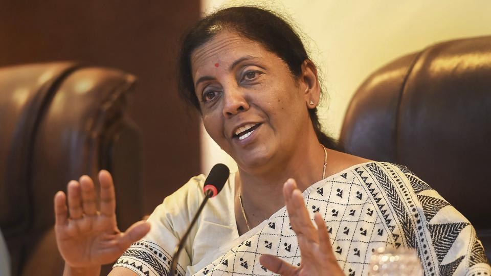 India,China,Nirmala Sitharaman