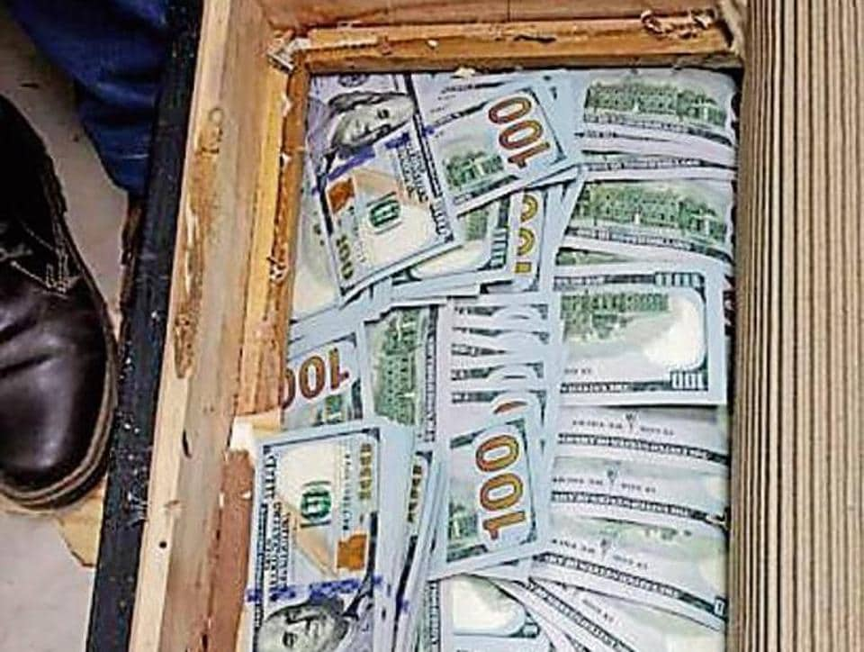 Afghan National Caught At Delhi Airport Smuggling Us Dollars Worth Rs 3 Crore In A Harmonium