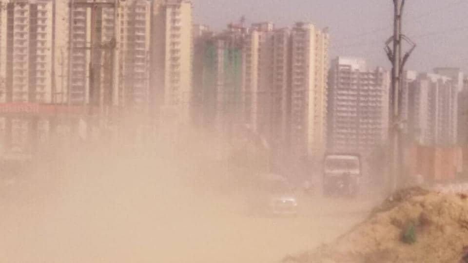 PM2.5 levels are at least seven times higher than the prescribed standard in Noida, Greater Noida and Ghaziabad.