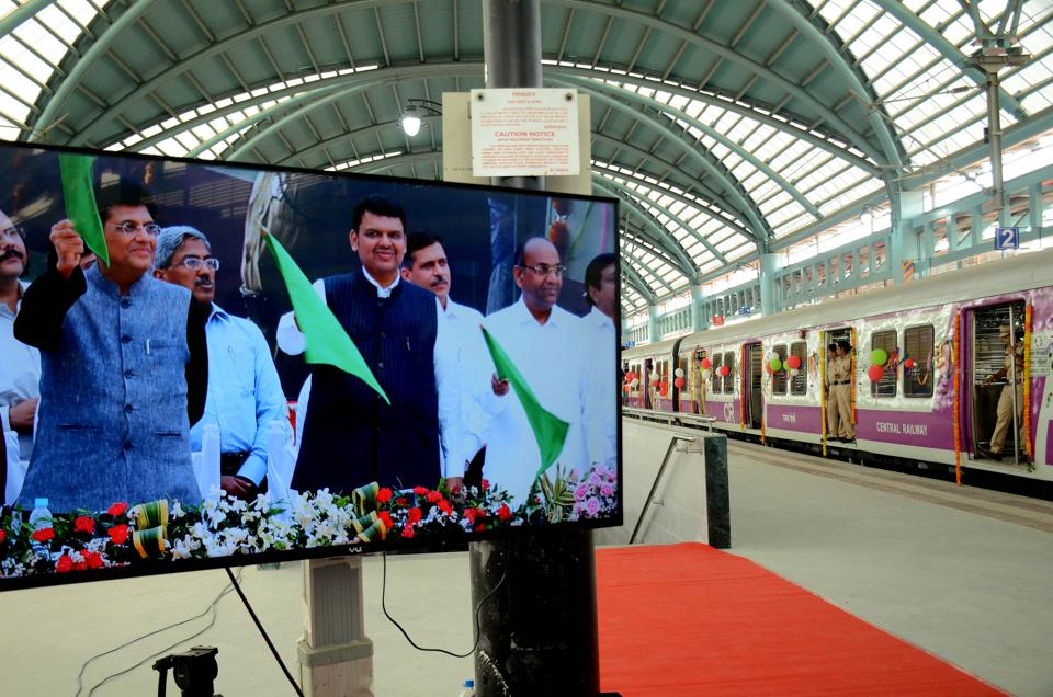 Mumbai's local trains enter new territory with Nerul-Belapur