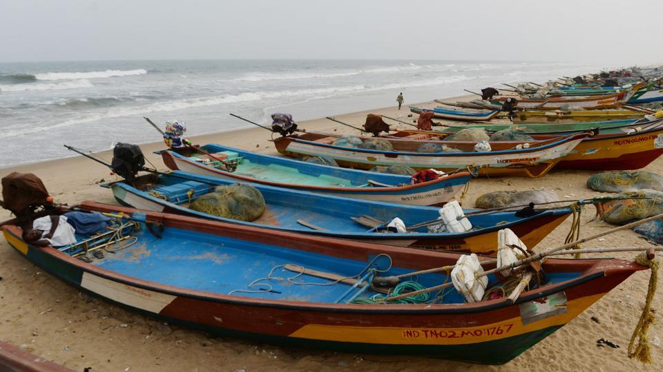 Cyclone Gaja will be the second to hit the coastal area in a month after Cyclone Titli wreaked havoc in Odisha and Andhra Pradesh on October 11, killing a total of 70 people.