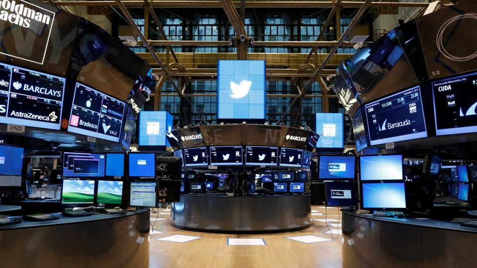 Social network Twitter has warned two Pakistani rights activists against objectionable content.