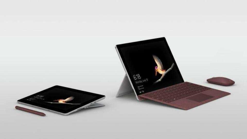 Microsoft Surface Go LTE will be available in 23 markets from November 22.
