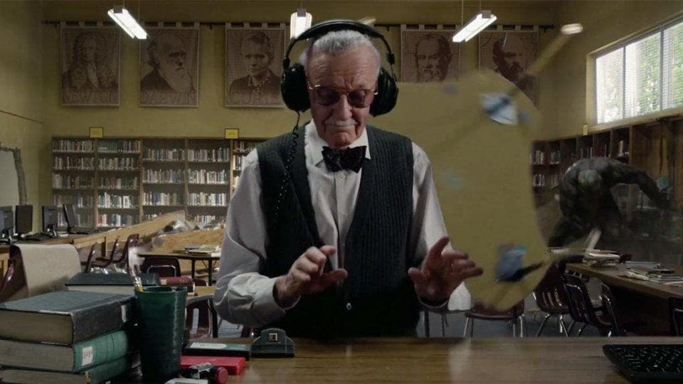 Stan Lee,Stan Lee Movie,Marvel