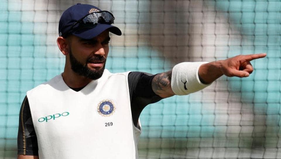 Virat Kohli,Michael Vaughan,India vs Australia