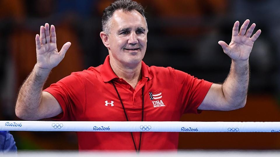 File picture of Billy Walsh