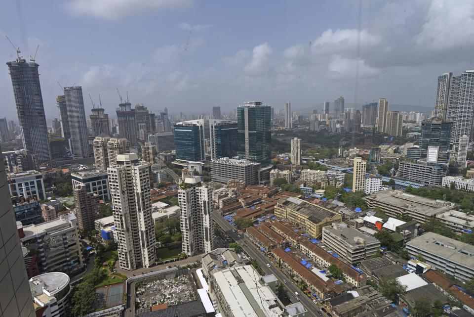 According to the new rules, which will significantly change Mumbai's skyline, work on plots that began with permissions before the DCPR 2034 came into effect, can calculate their potential based on the new rules