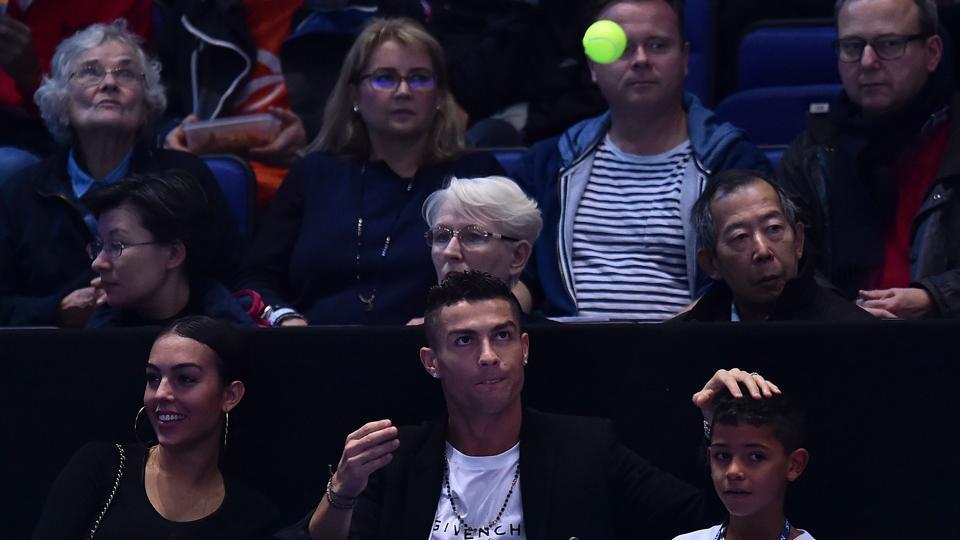 ATP World Tour Finals,tennis,Cristiano Ronaldo
