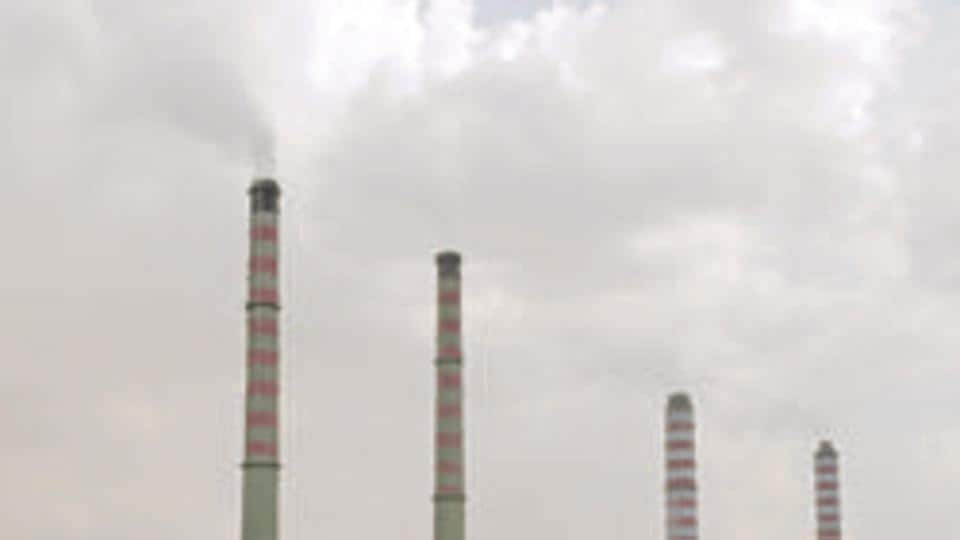 NTPC Singrauli Super Thermal Power Station at Shaktinagar in Sonbhadra District of Uttar Pradesh