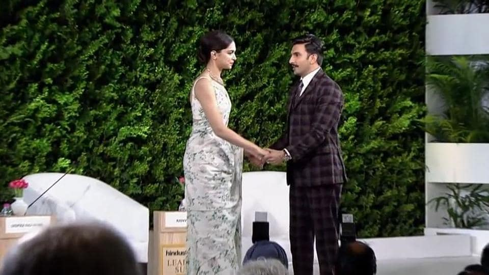 Deepika Padukone, Ranveer Singh are married now, wedding ceremony ends in Italy | bollywood