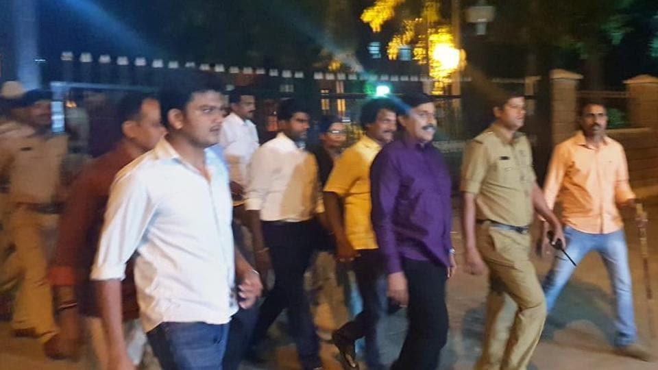 Mining baron Janardhana Reddy gets bail in bribery case