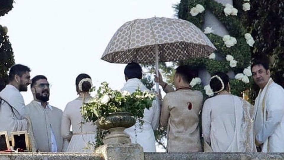 Wedding Ceremony Traditional.Deepika Padukone Ranveer Singh Wedding Highlights Bollywood Stars