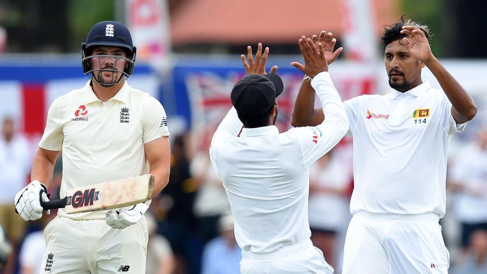 Sri Lanka vs England, live cricket updates, 2nd Test Day 1: Hosts strike early