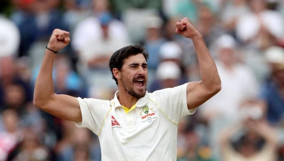 Kolkata Knight Riders cut ties off Mitchell Starc via text message