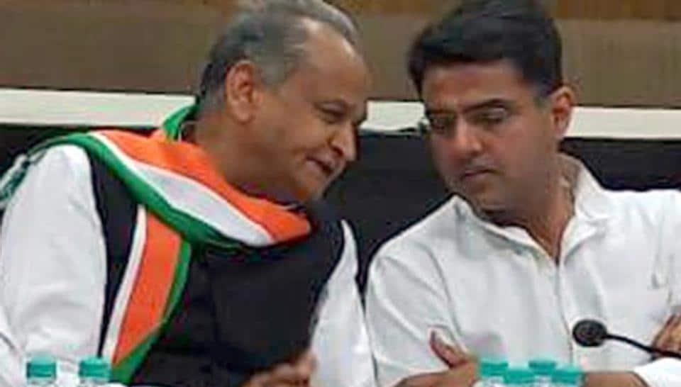 Sachin pilot,Ashok Gehlot,Rajasthan Election 2018