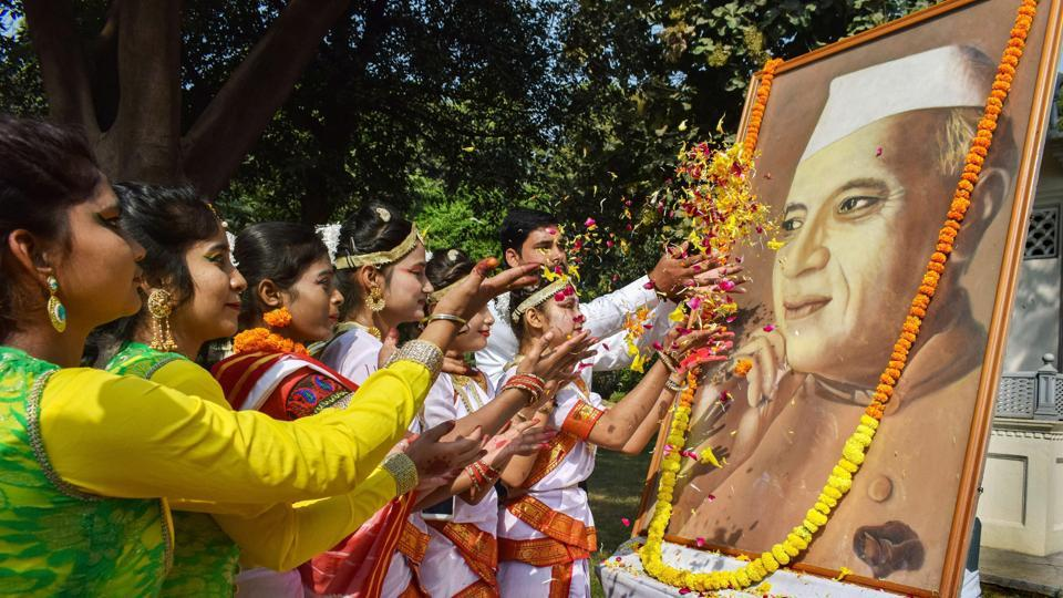 The BJP and the Congress sparred over the legacy of Pandit Jawaharlal Nehru on the 129th birth anniversary, celebrated as Children's Day (Bal Diwas), of the first prime minister of India (Representative Photo)