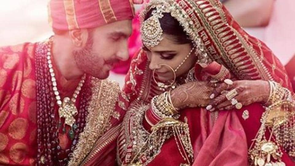 Image result for deepika wedding pictures