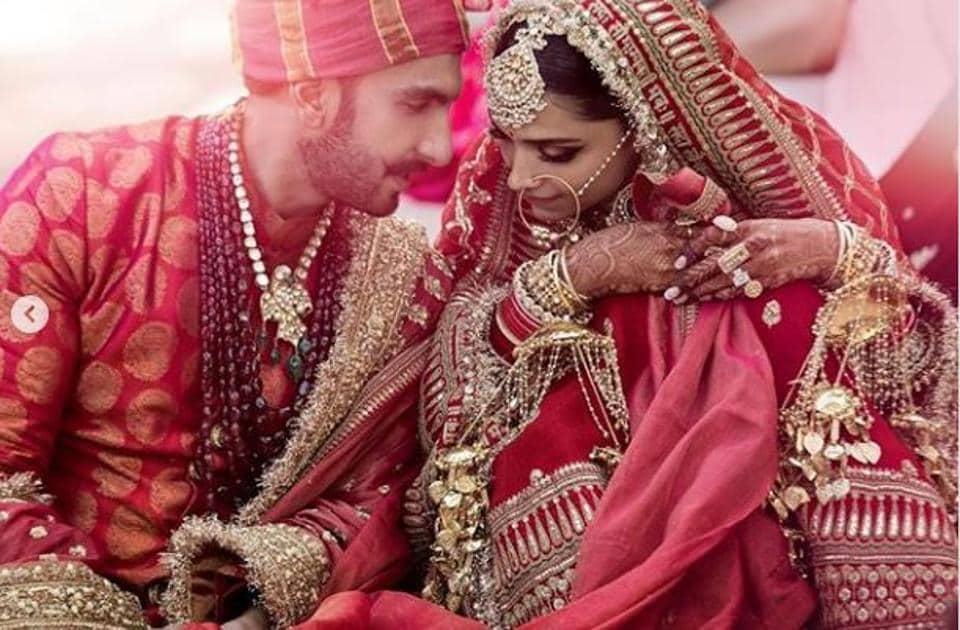 70433d03c2 Deepika Padukone-Ranveer Singh Sindhi wedding highlights: First pics out,  Priyanka Chopra send wishes