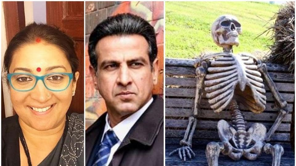 Smriti Irani, Ronit Roy's interaction over her wait for
