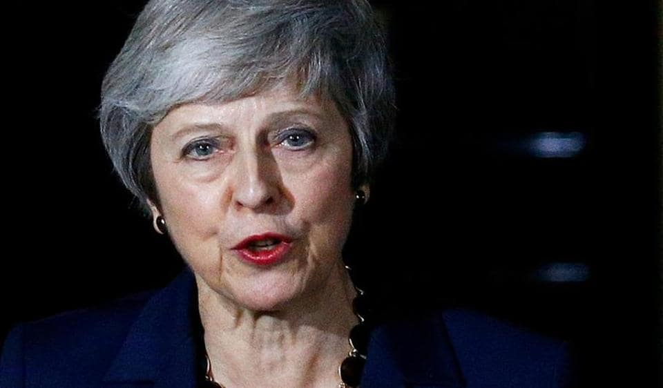 Theresa May to talk up immigration plans under new Brexit deal