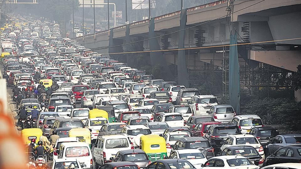 Data with transport department suggests that out of the 33 lakh private vehicles in Delhi, only 4.5 lakh run on CNG.