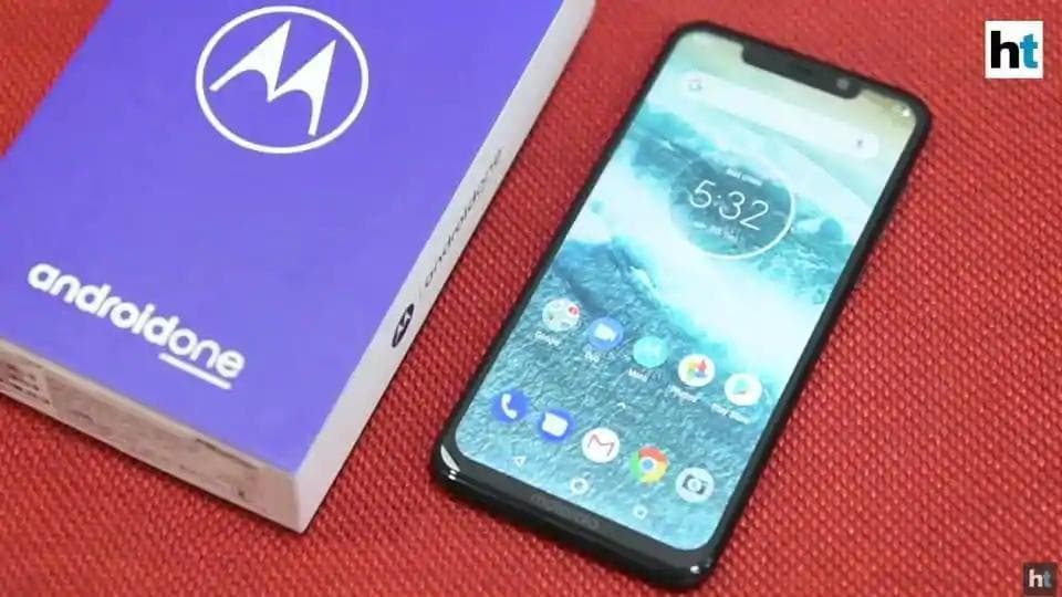 Motorola One Power Android 9.0 Pie Update Starts Rolling Out in India