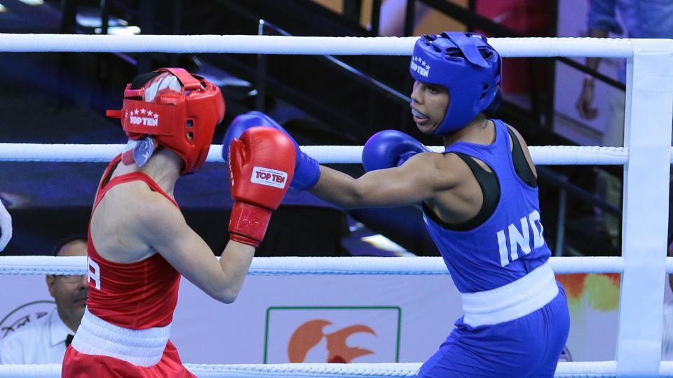 Women's World Boxing C'ship,Manisha Moun,International Boxing Association