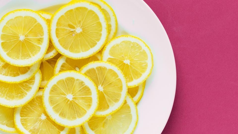 Lemons are rich in vitamin C and are good for your gum, skin, and teeth. It also keeps your immune system in good shape. (Unsplash)