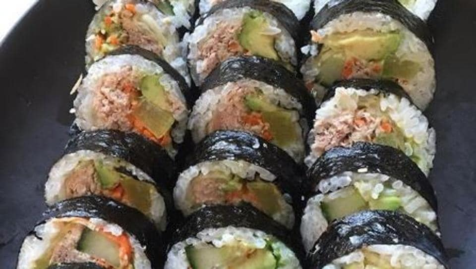 Sushi making is a long-term artisan craft