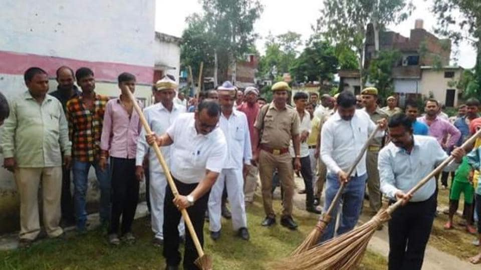 Uttar Pradesh,UP,cleanliness competition