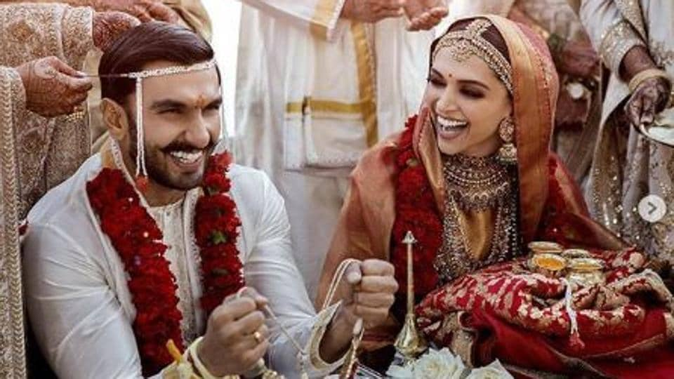 Deepika Ranveer are married and we're in love with their love