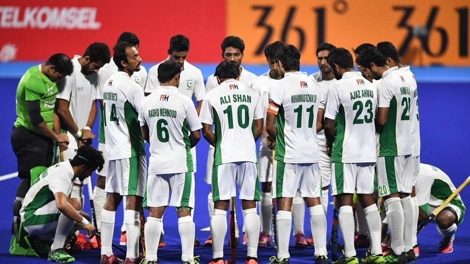 Pakistan are placed in Group D alongside Malaysia, Germany and the Netherlands.