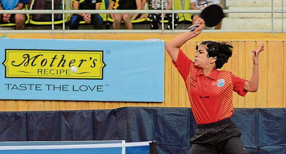 State table tennis: City's Sakpal stuns top seed D'souza to earn cadet category title