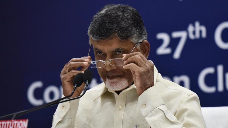 "The Chandrababu Naidu government in Andhra Pradesh has withdrawn the 'general consent' accorded to the Central Bureau of Investigation (CBI) to exercise its authority in the state. A 'confidential' government order to this effect, issued by principal secretary (home) A R Anuradha on November 8, was ""leaked"" late Thursday night. (Vipin Kumar / HT File)"