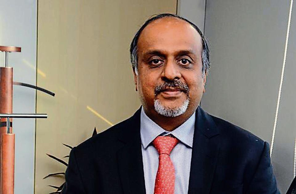 Juzer Miyajiwala, managing partner of KPMG