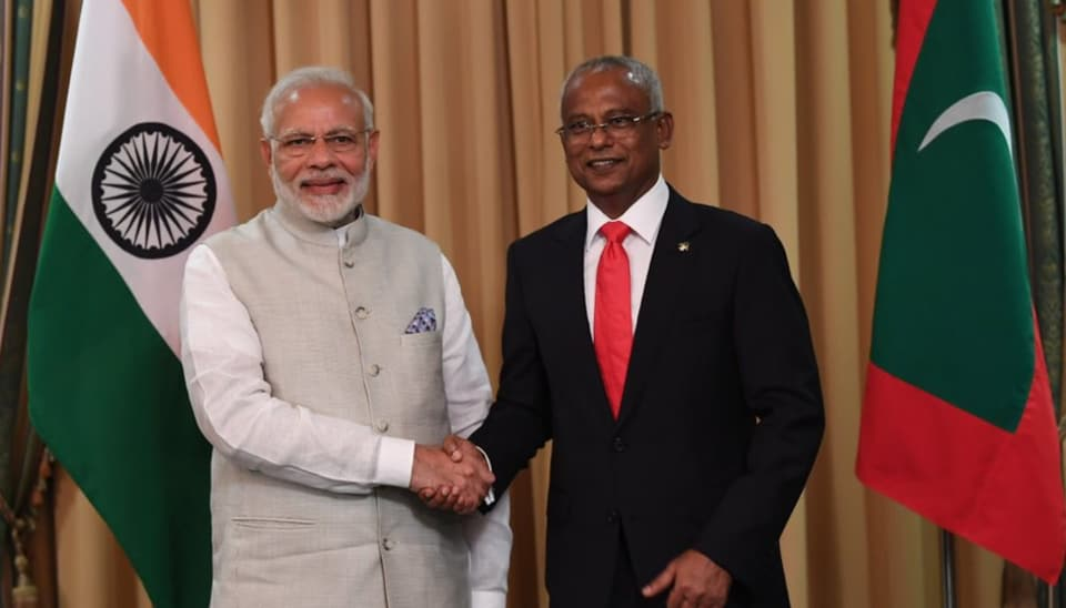 Ibrahim Mohamed Solih,Yameen Abdul Gayoom,Maldives