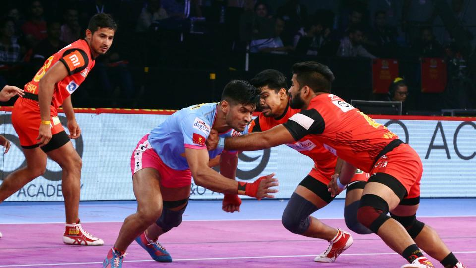 Bengaluru bulls have consolidated their position at the top of Zone B table.
